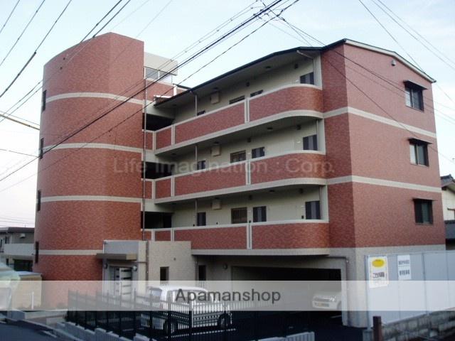 滋賀県大津市、大津京駅徒歩9分の築8年 5階建の賃貸マンション