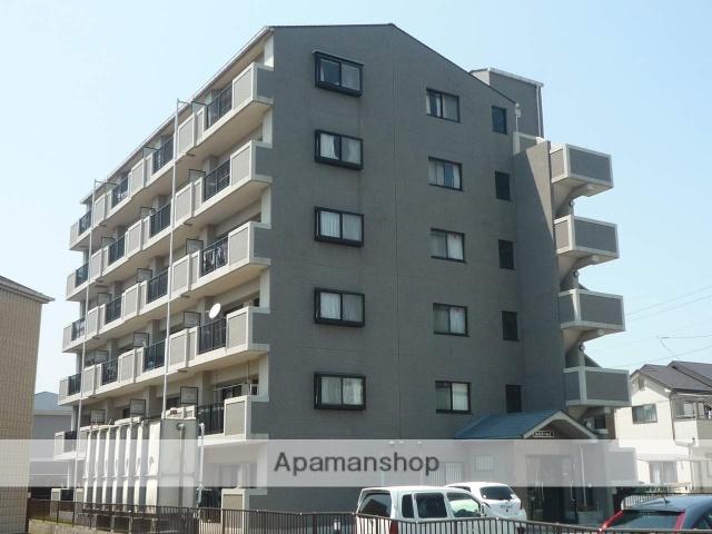 滋賀県守山市、野洲駅徒歩66分の築19年 6階建の賃貸マンション
