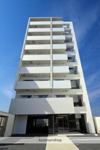 滋賀県大津市、大津駅徒歩12分の築7年 10階建の賃貸マンション