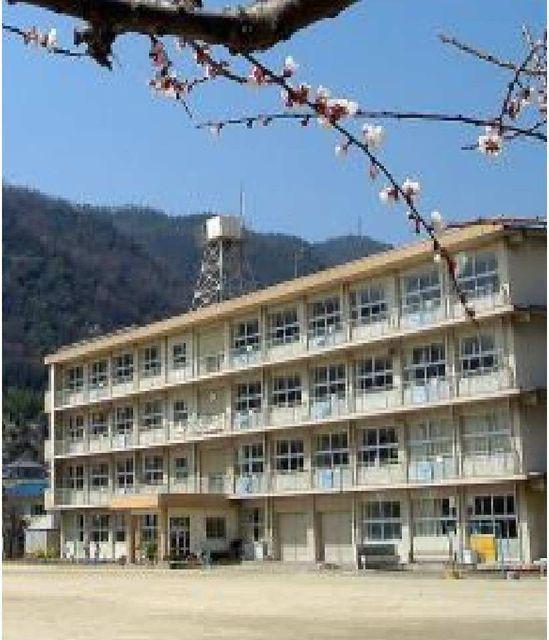 高島小学校 460m