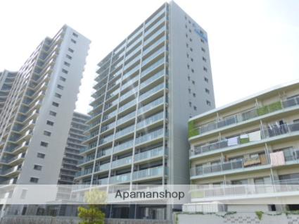 滋賀県大津市、大津京駅徒歩16分の新築 15階建の賃貸マンション