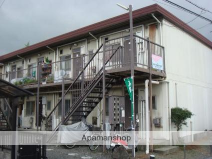 滋賀県守山市、野洲駅徒歩74分の築40年 2階建の賃貸アパート