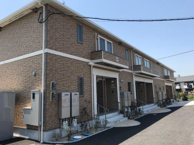 本堅田2丁目新築アパート