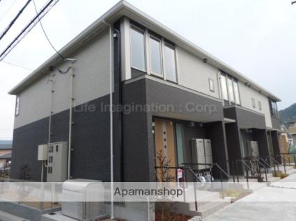 滋賀県大津市、大津京駅徒歩20分の新築 2階建の賃貸アパート