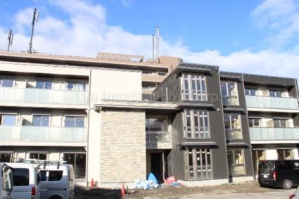 滋賀県大津市、大津京駅徒歩7分の新築 3階建の賃貸アパート