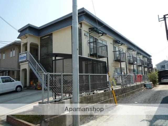 滋賀県守山市、守山駅徒歩46分の築43年 2階建の賃貸アパート