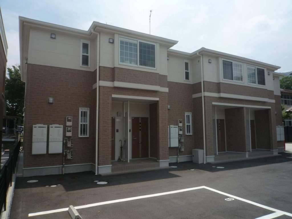 滋賀県大津市、唐崎駅徒歩64分の築6年 2階建の賃貸アパート