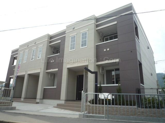 滋賀県大津市、唐崎駅徒歩30分の築4年 2階建の賃貸アパート
