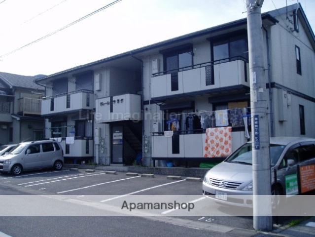 滋賀県大津市、唐崎駅徒歩5分の築20年 2階建の賃貸アパート