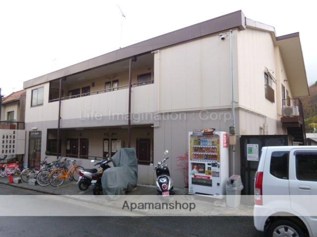 滋賀県大津市、石山駅徒歩18分の築22年 3階建の賃貸マンション
