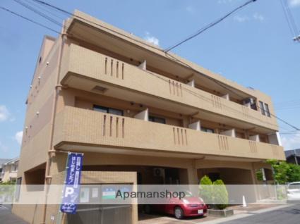 滋賀県大津市、石山駅徒歩20分の築13年 3階建の賃貸マンション