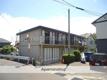 滋賀県大津市、膳所駅徒歩16分の築25年 2階建の賃貸アパート