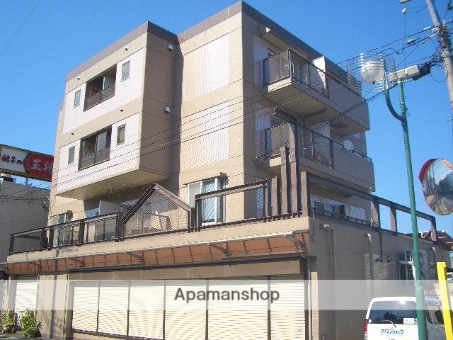 滋賀県大津市、瀬田駅徒歩45分の築27年 4階建の賃貸マンション