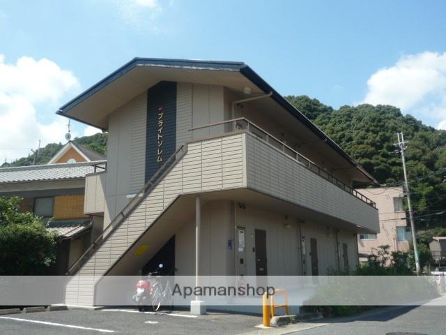 滋賀県大津市、石山駅京阪バス10分国分下車後徒歩1分の築20年 2階建の賃貸マンション