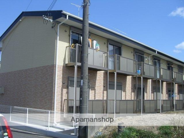 滋賀県甲賀市、寺庄駅徒歩36分の築9年 2階建の賃貸アパート