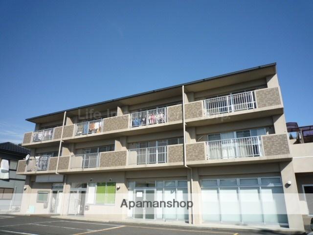 滋賀県甲賀市、寺庄駅徒歩78分の築19年 3階建の賃貸マンション