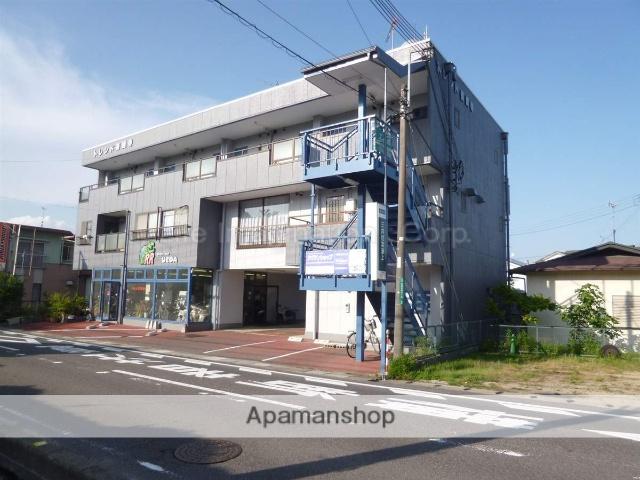 滋賀県湖南市、甲西駅徒歩72分の築27年 3階建の賃貸マンション