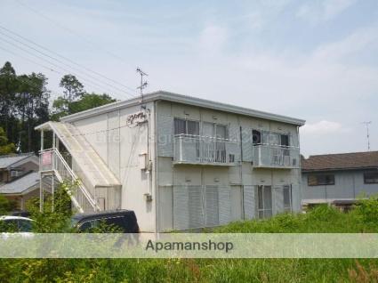 滋賀県湖南市、三雲駅徒歩25分の築27年 2階建の賃貸アパート