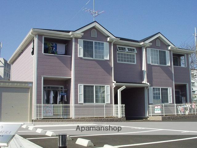 滋賀県甲賀市、甲賀駅徒歩13分の築14年 2階建の賃貸アパート
