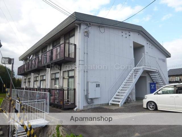 滋賀県甲賀市、油日駅徒歩31分の築22年 2階建の賃貸アパート