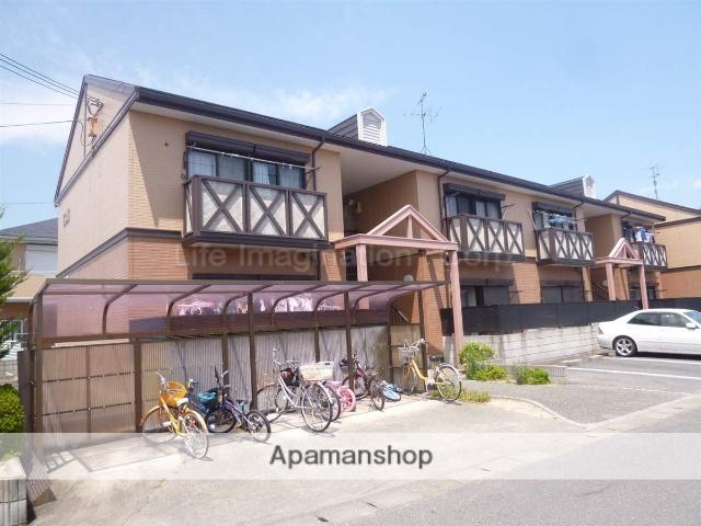 滋賀県甲賀市、寺庄駅徒歩37分の築24年 2階建の賃貸アパート