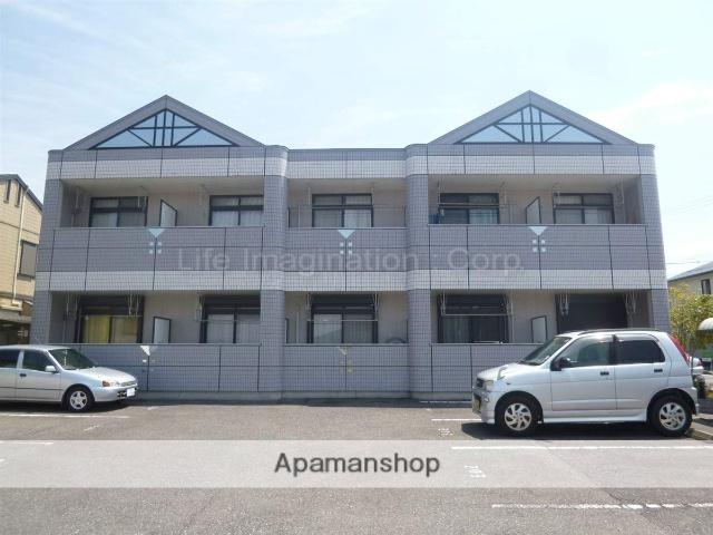 滋賀県甲賀市、貴生川駅徒歩10分の築18年 2階建の賃貸マンション