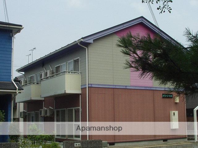滋賀県甲賀市、油日駅徒歩126分の築20年 2階建の賃貸アパート
