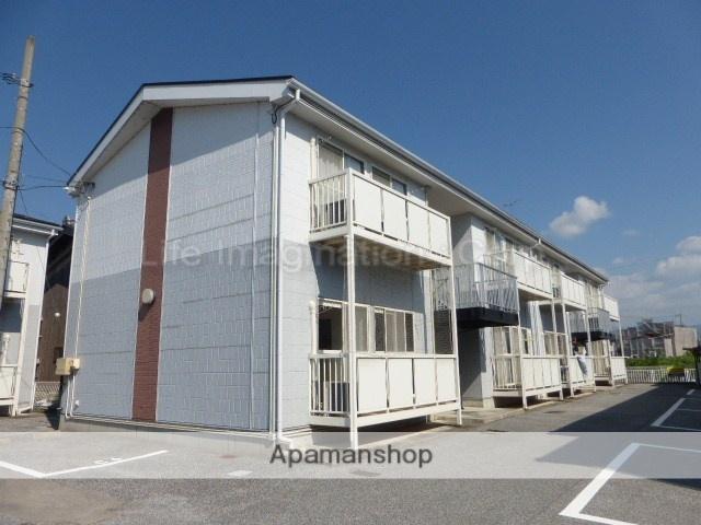 滋賀県彦根市、彦根駅徒歩40分の築18年 2階建の賃貸アパート