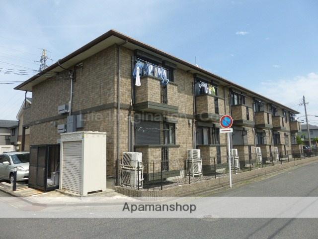 滋賀県近江八幡市、近江八幡駅徒歩19分の築10年 2階建の賃貸アパート