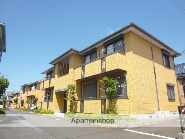 滋賀県近江八幡市、安土駅徒歩41分の築15年 2階建の賃貸アパート