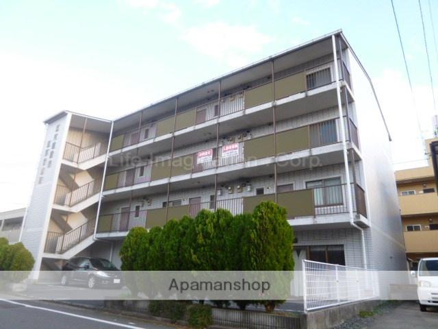 滋賀県近江八幡市、能登川駅徒歩137分の築26年 4階建の賃貸マンション