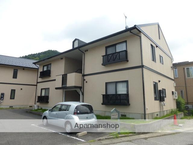 滋賀県東近江市、稲枝駅徒歩64分の築19年 2階建の賃貸アパート