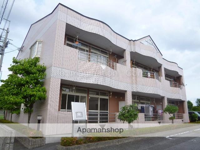 滋賀県東近江市、能登川駅徒歩82分の築21年 2階建の賃貸マンション