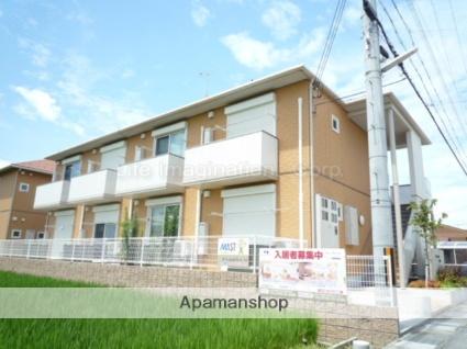 滋賀県東近江市、稲枝駅徒歩74分の築8年 2階建の賃貸アパート