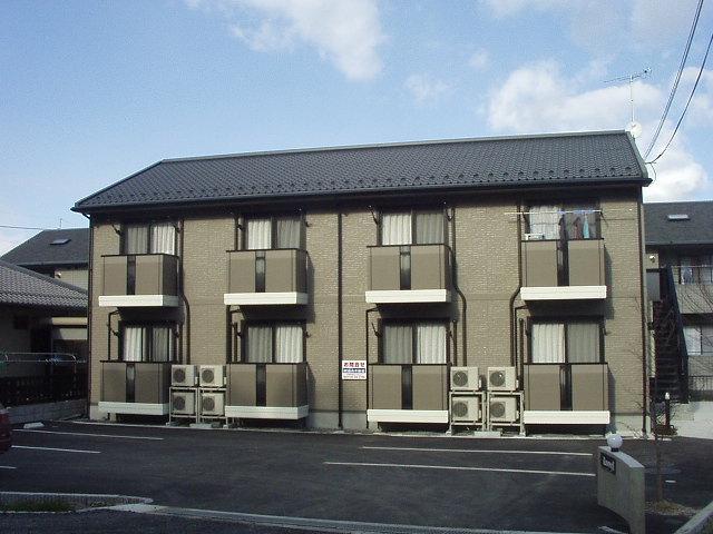 滋賀県甲賀市、寺庄駅徒歩38分の築15年 2階建の賃貸アパート