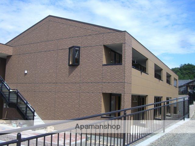 滋賀県甲賀市、紫香楽宮跡駅徒歩11分の築9年 2階建の賃貸アパート