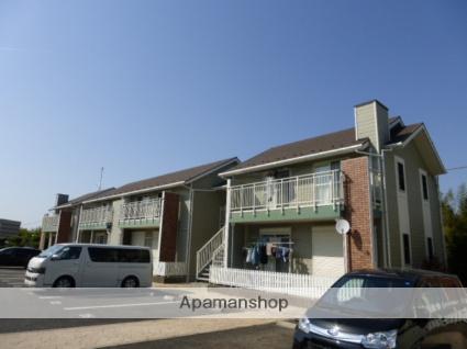 滋賀県甲賀市、甲賀駅徒歩51分の築10年 2階建の賃貸アパート