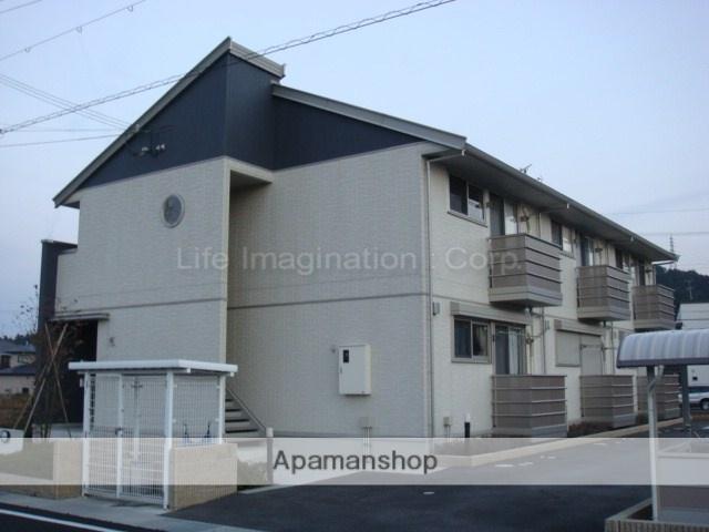 滋賀県野洲市、篠原駅徒歩87分の築10年 2階建の賃貸アパート