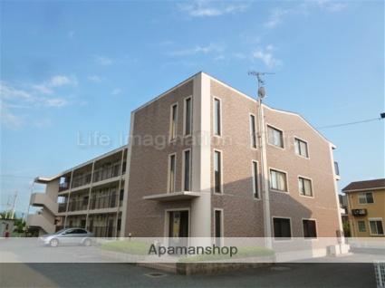 滋賀県東近江市、彦根駅徒歩207分の築18年 3階建の賃貸マンション