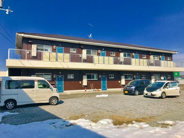 滋賀県東近江市、稲枝駅徒歩69分の築28年 2階建の賃貸マンション