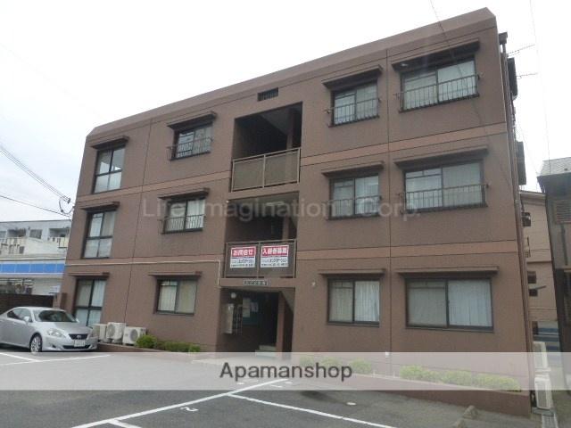 滋賀県甲賀市、甲南駅徒歩42分の築20年 3階建の賃貸マンション