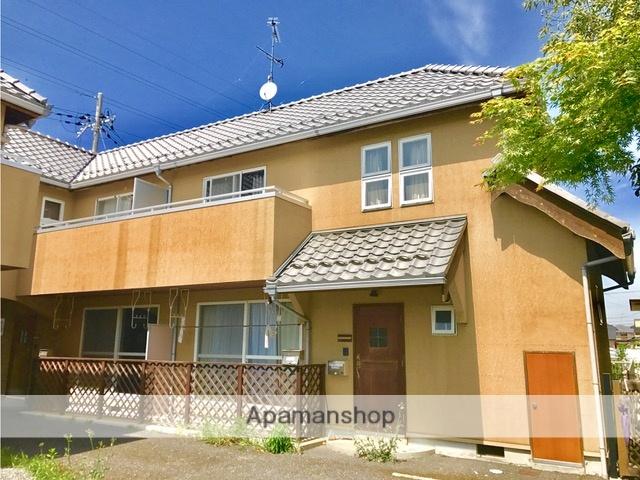 滋賀県近江八幡市、安土駅徒歩50分の築16年 2階建の賃貸テラスハウス
