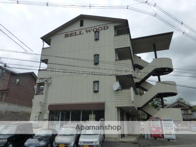 滋賀県湖南市、甲西駅徒歩62分の築25年 4階建の賃貸マンション