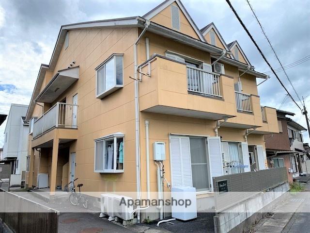 滋賀県甲賀市、水口駅徒歩14分の築27年 2階建の賃貸アパート
