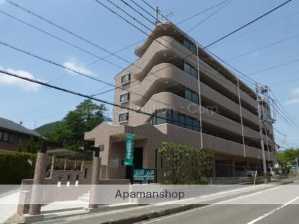 滋賀県湖南市、甲西駅徒歩65分の築18年 5階建の賃貸マンション