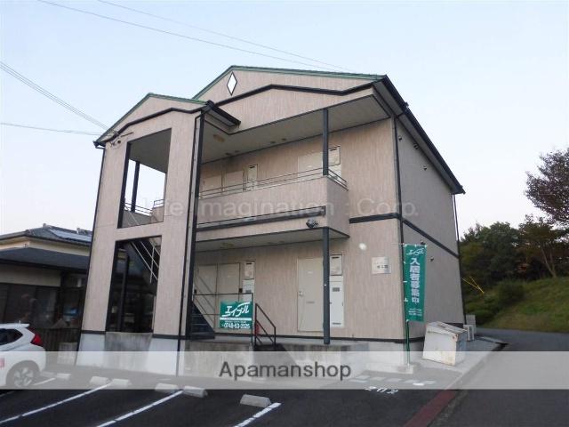 滋賀県甲賀市、貴生川駅滋賀交通バスバス15分菅谷南停下車後徒歩8分の築10年 2階建の賃貸アパート