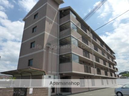 滋賀県湖南市、三雲駅徒歩101分の築18年 5階建の賃貸マンション