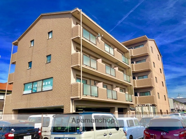 滋賀県近江八幡市、安土駅徒歩49分の築14年 5階建の賃貸マンション