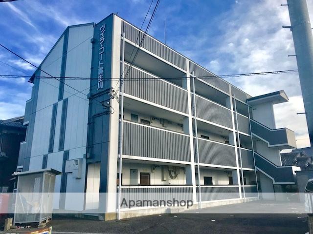 滋賀県甲賀市、甲南駅徒歩38分の築18年 3階建の賃貸マンション