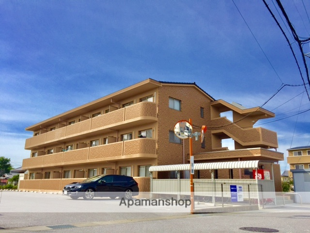 滋賀県彦根市、南彦根駅徒歩24分の築10年 3階建の賃貸マンション